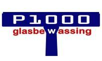 P1000 Glasbewassing